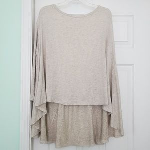 Women's Everleigh Tan Blouse